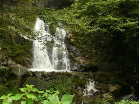 霧合の滝 3