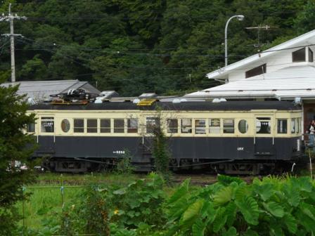 モハ5250形 丸窓電車 2