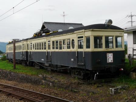 モハ5250形 丸窓電車 1