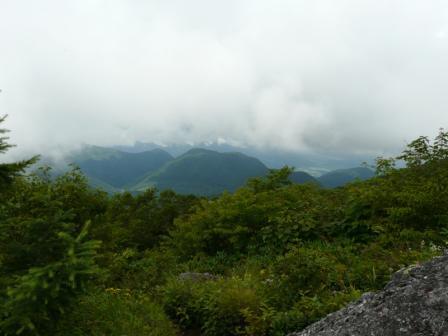 池の平湿原 見晴岳 2