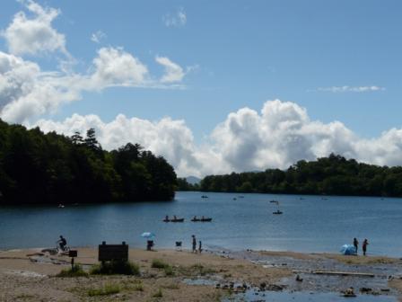 湯ノ湖 1