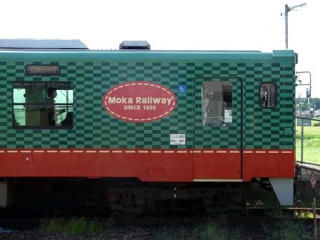 真岡鐵道 モオカ14形気動車 1