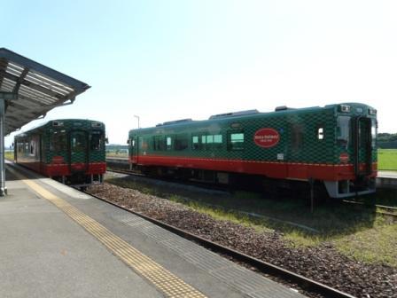 真岡鐵道 モオカ14形気動車 3