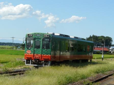 真岡鐵道 モオカ14形気動車 4