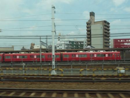 新幹線 車窓風景 2