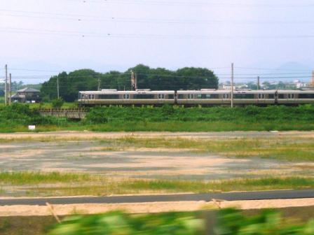 新幹線 車窓風景 4