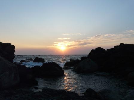 室戸岬 朝景 7