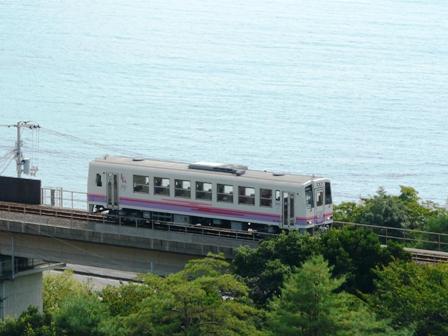 阿佐海岸鉄道 宍喰-海部間 高千穂復刻列車 2