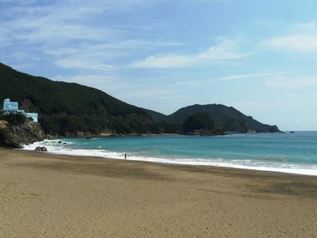 日和佐 大浜海岸 1