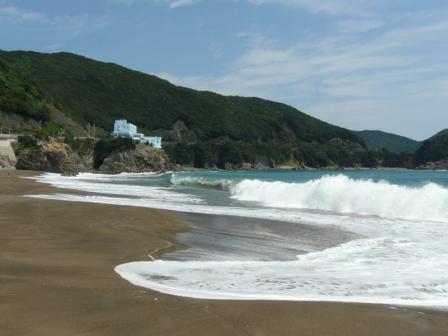 日和佐 大浜海岸 2