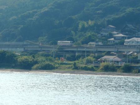 阿佐海岸鉄道 宍喰-海部間 高千穂復刻列車 3