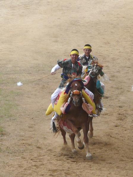 菊間祭り お供馬 4