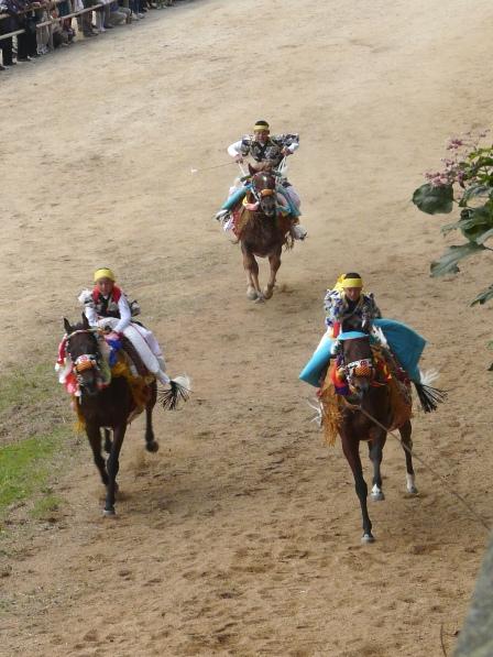 菊間祭り お供馬 5