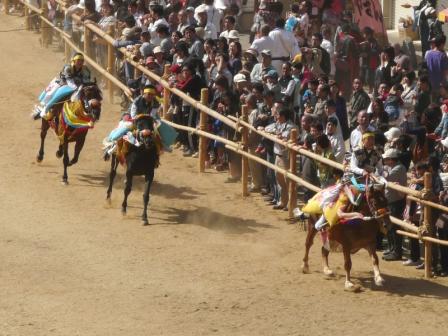 菊間祭り お供馬 8