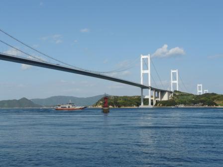 来島海峡大橋 3