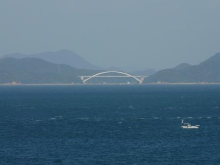 大角海浜公園 大三島橋
