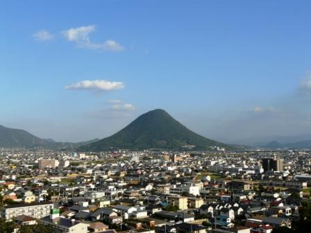 丸亀城からの眺め 1