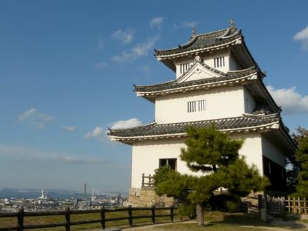 丸亀城 天守閣 2