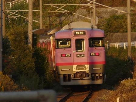 津島ノ宮駅 113系電車 2