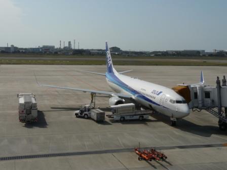 松山空港 1