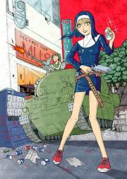 2109年スニーカー少女が東京でボーイ・ミーツ・ガール