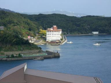 海上ホテル