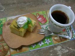 ローズマリーケーキ