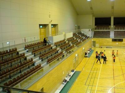 十和田体育館