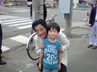 岡田外務大臣と