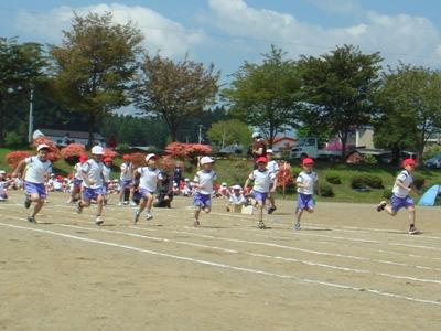 徒競走2010