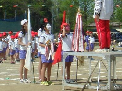2010運動会