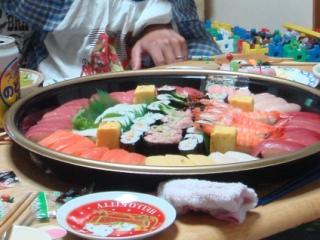 誕生会_かっぱ寿司