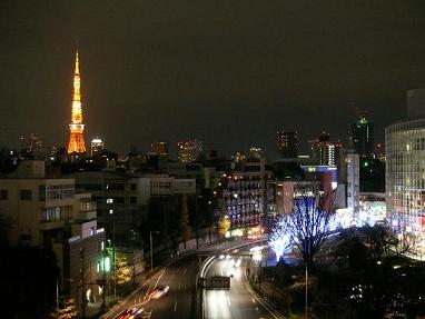 東京タワー2842