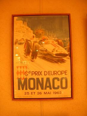 MONACO F1GP 1963