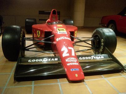 MONACO Mansell 2
