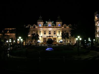 MONACO Monte-Carlo 歌劇場