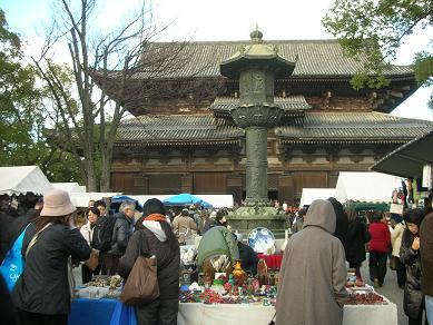 東寺 終い弘法