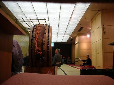 歌舞伎座・稽古
