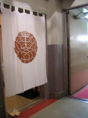 歌舞伎座楽屋風景1