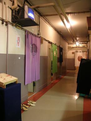 歌舞伎座楽屋風景2