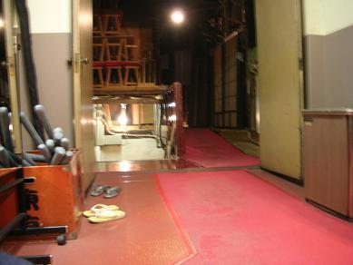 歌舞伎座楽屋風景3