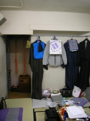 歌舞伎座・鳴物部屋2