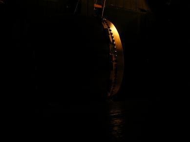 歌舞伎座・大太鼓