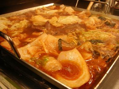 大阪・てっちゃん鍋1