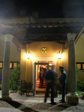 ローマ日本大使館