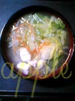 はりま製麺スープでうどん05