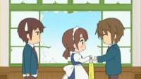 「涼宮ハルヒちゃんの憂鬱」第12話.flv_000046054