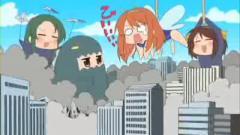 「涼宮ハルヒちゃんの憂鬱」第25話.flv_000340135