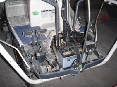 田植機バッテリー