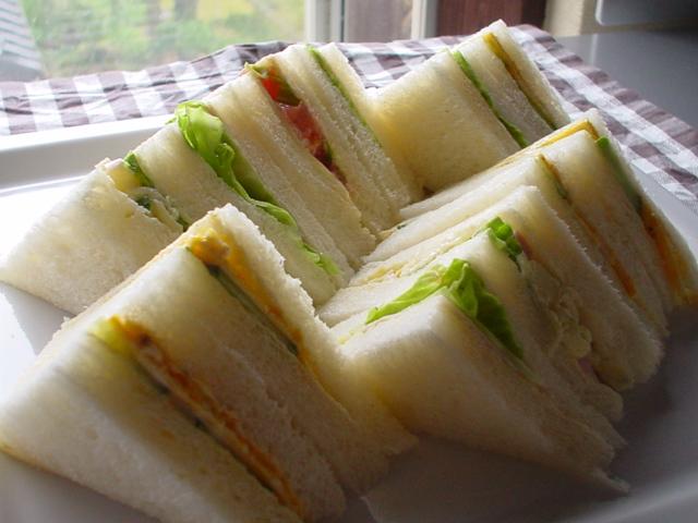 サンドウッチ